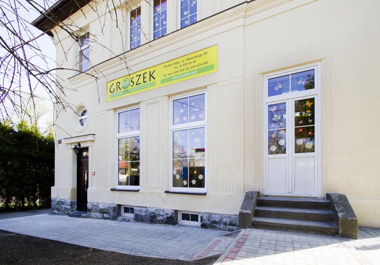 Przedszkole przy ul. Słowackiego 50 w Bielsku-Białej